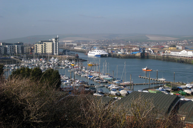 Newhaven Marina and Port