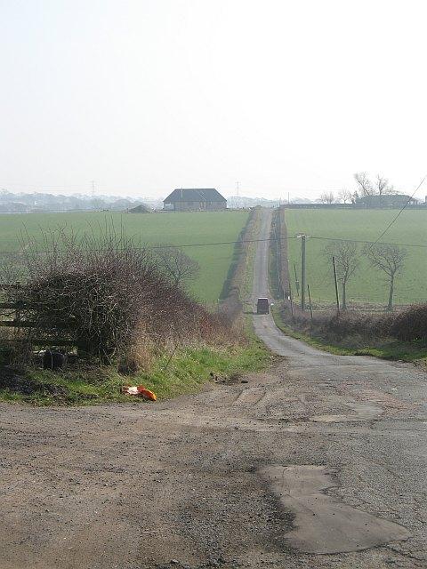 Linrigg Road