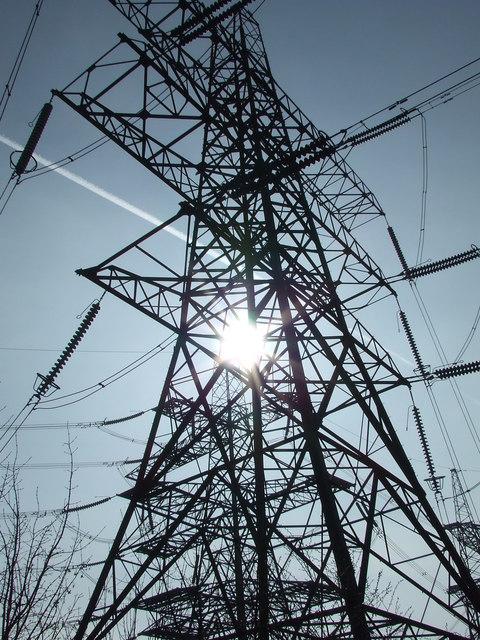 Pylon In The Sun