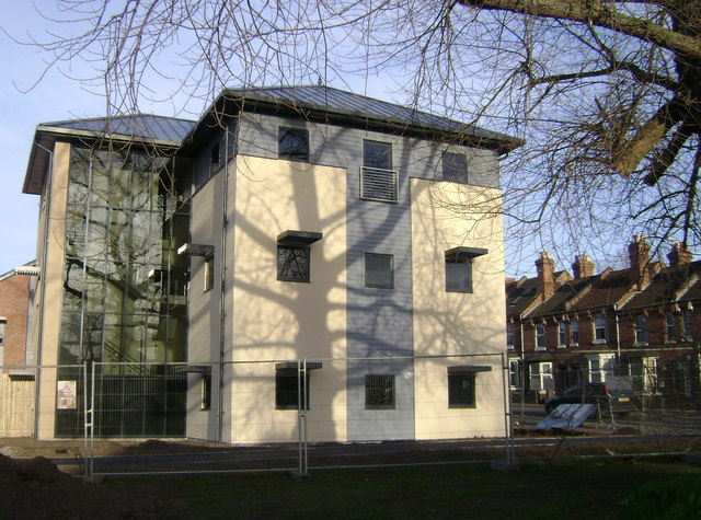 New offices, Portobello Way, Warwick