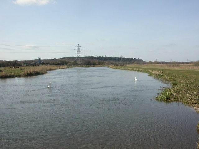 Burton, River Avon