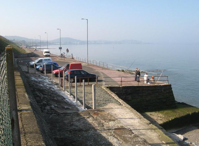 Promenade fishers