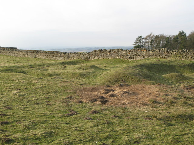 (The site of) Milecastle 24 (Wall Fell)