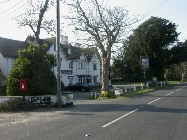 Burton, The Manor Arms