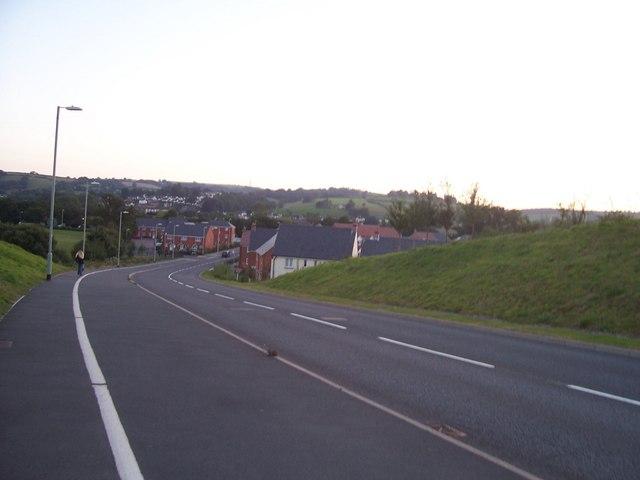 Tiverton : Lea Road