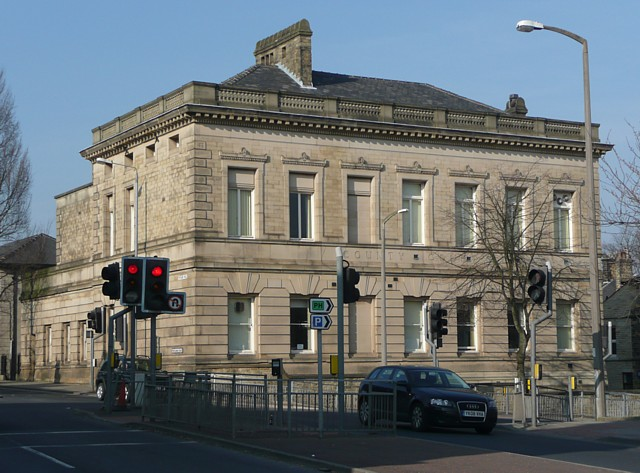 The County Court, Halifax