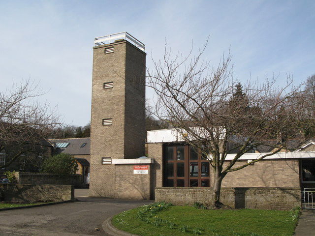 Haydon Bridge Fire Station