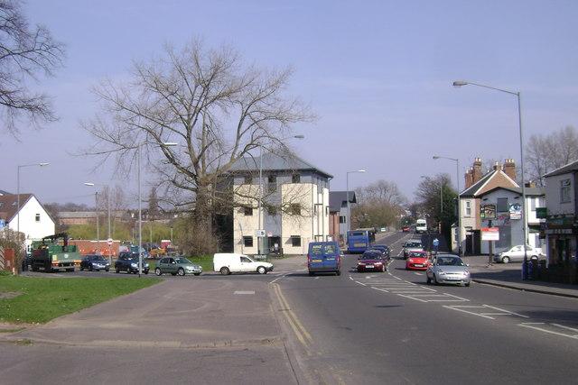 Emscote Road, Warwick
