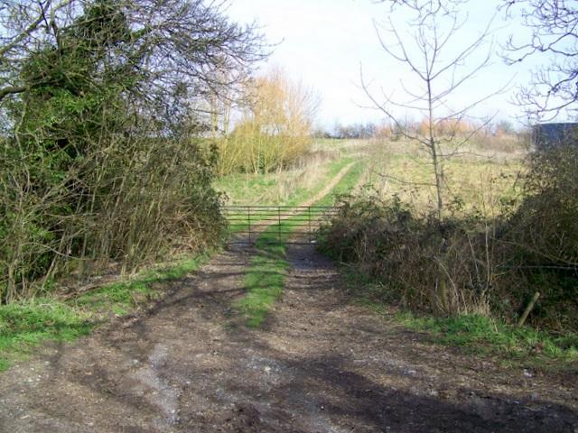 Footpath, Cherry Garden Farm