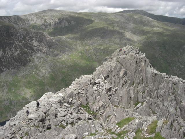 North Peak, Tryfan