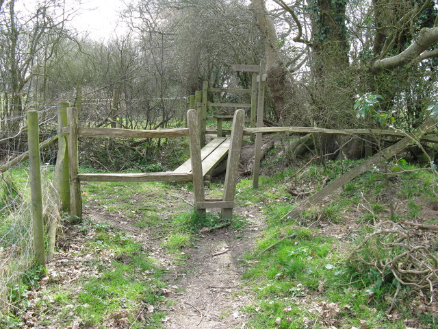 Obstacle course near Henfield