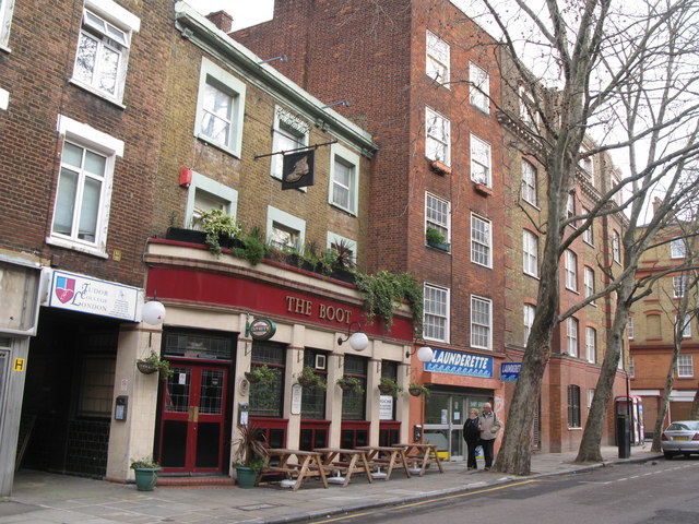The Boot, Cromer Street, WC1