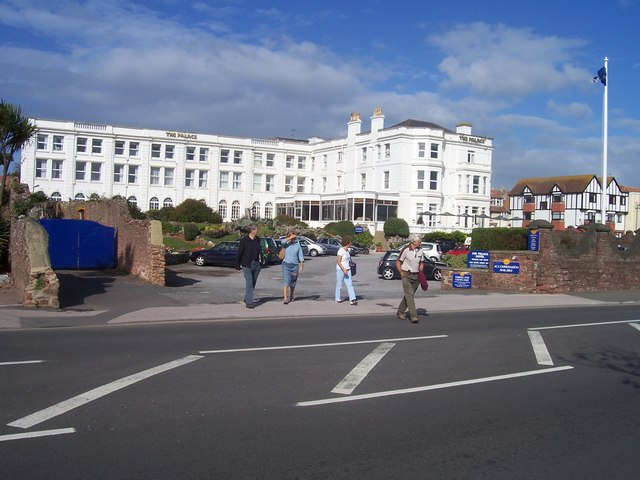 Paignton : The Palace Hotel