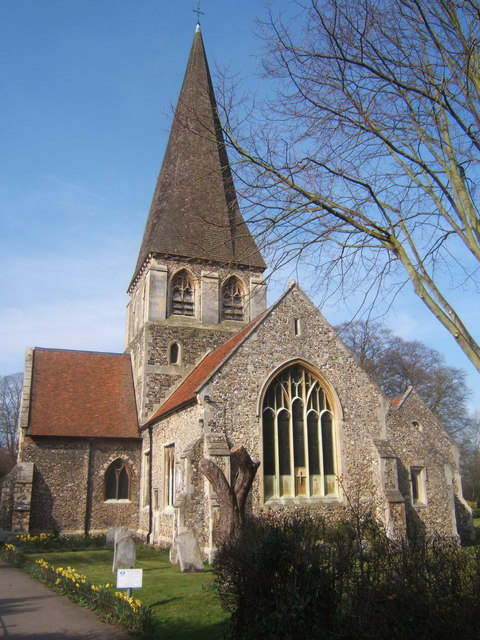 St Mary's Church, Churchgate Street