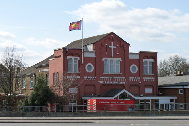 Salvation Army, Croydon