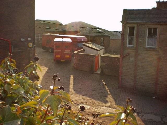 Thwaites' Yard