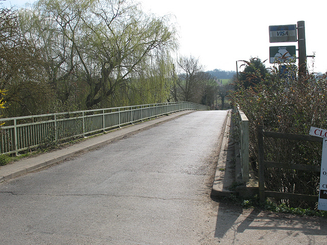 Bow Hill Bridge, Wateringbury