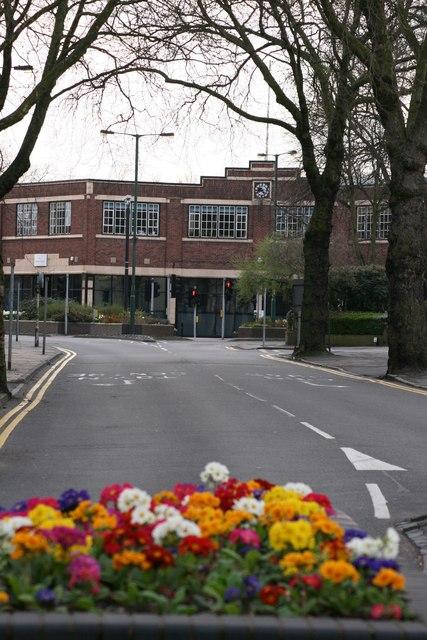 Hatherton Street