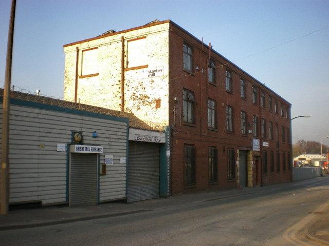 Stanley Mill, Stanley Street