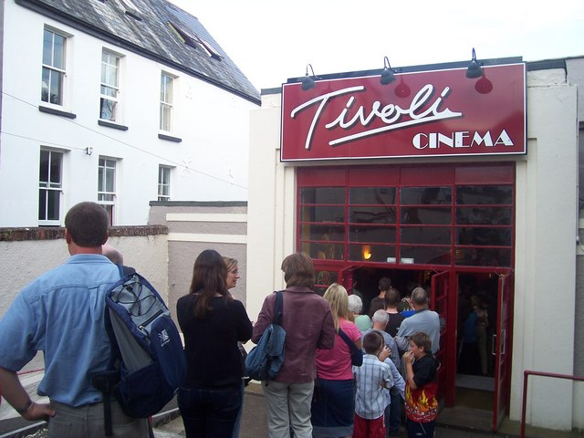 Tiverton : The Tivoli Cinema