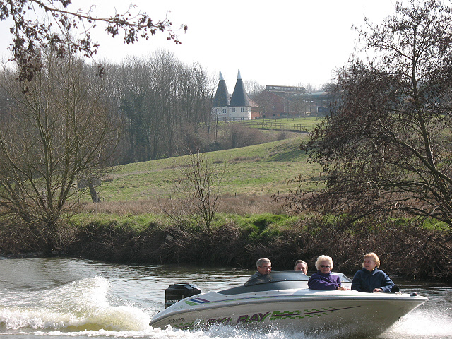 Speeding up the Medway