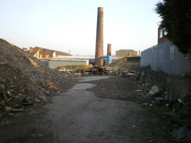 What was Cobden Street Mill
