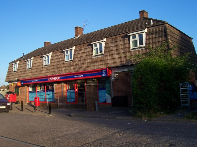 Tiverton : Cowleymoor, One Stop Shop