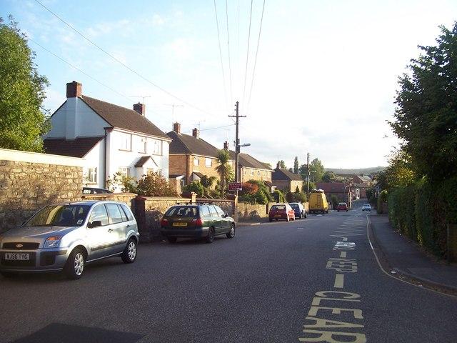 Tiverton : Cowley Moor Road