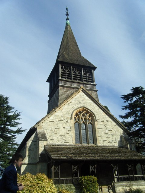 St Bartholomew's Church, Leigh