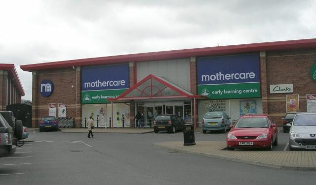 Mothercare - Westgate Retail Park