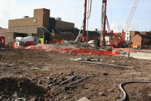 Mud on site
