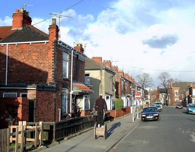 Airlie Street, Hull