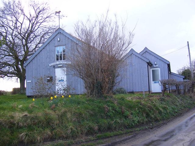 Blaxhall Village Hall