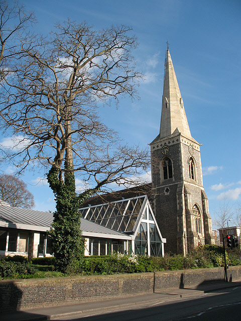 Holy Trinity church, Wallington
