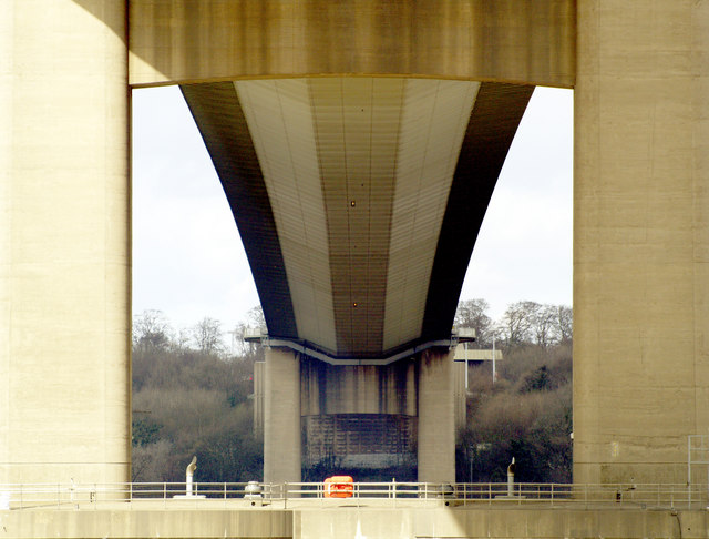 The Humber Bridge's Bottom
