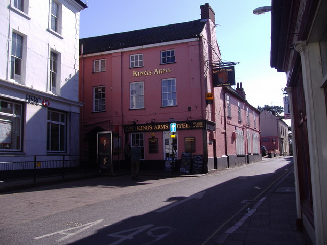 The Kings Arms public house