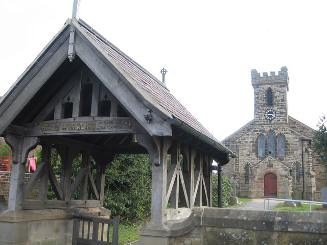 Lych Gate, Emmanuel Church