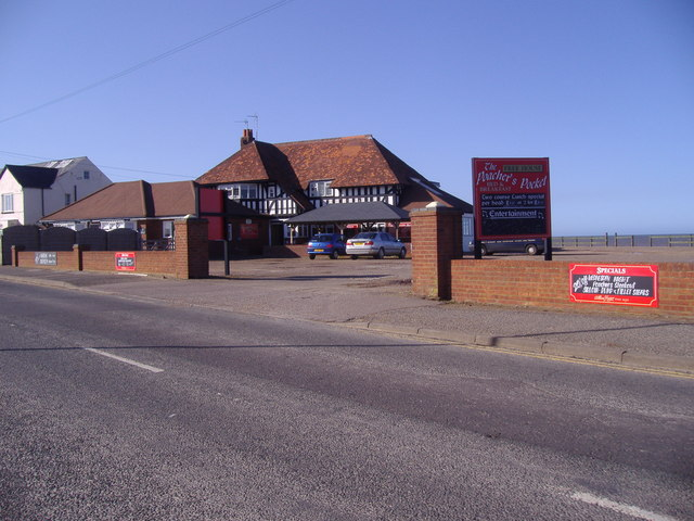 The Poachers Pocket public house