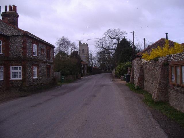 Holt Road, Langham