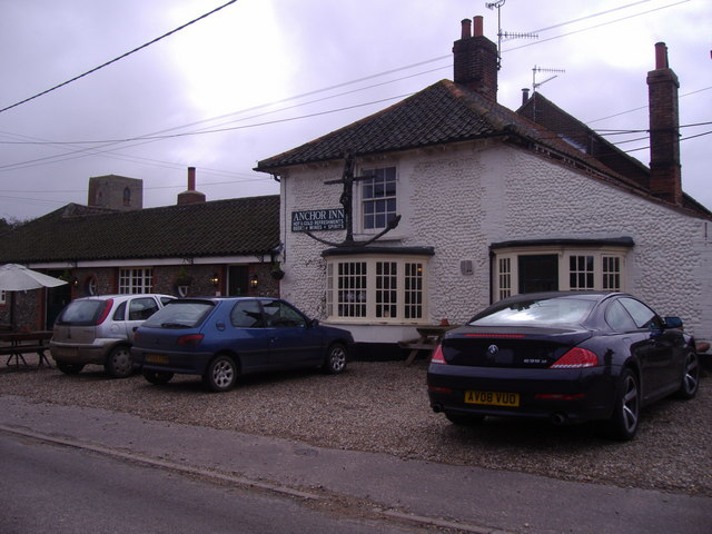 The Anchor Inn public house