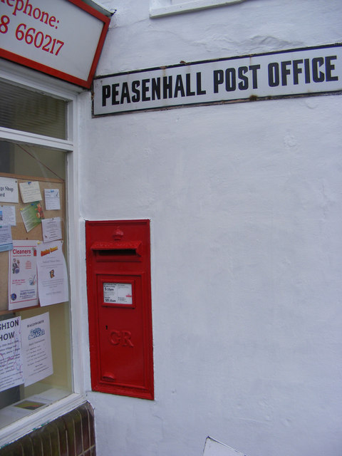 Post OfficeThe Street George V Postbox