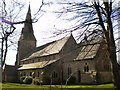 SD7409 : St James' Church, Breightmet by Alexander P Kapp