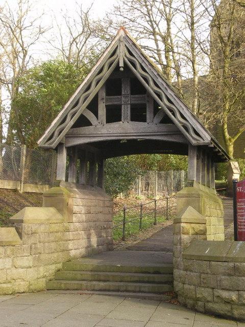 St James' Church, Breightmet, Lychgate