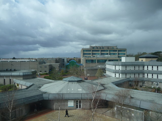 Poole Bournemouth University C Lewis Clarke Geograph