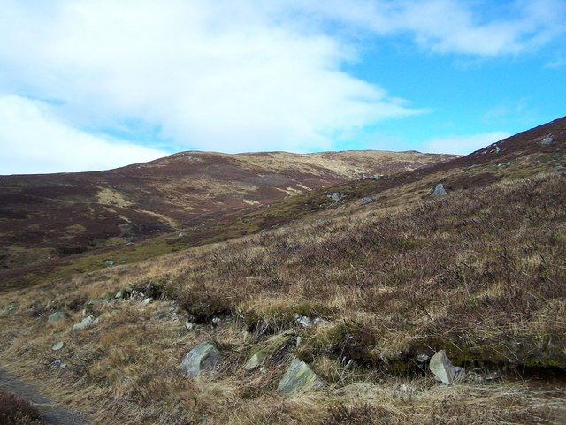 Shoulder of Craigangower