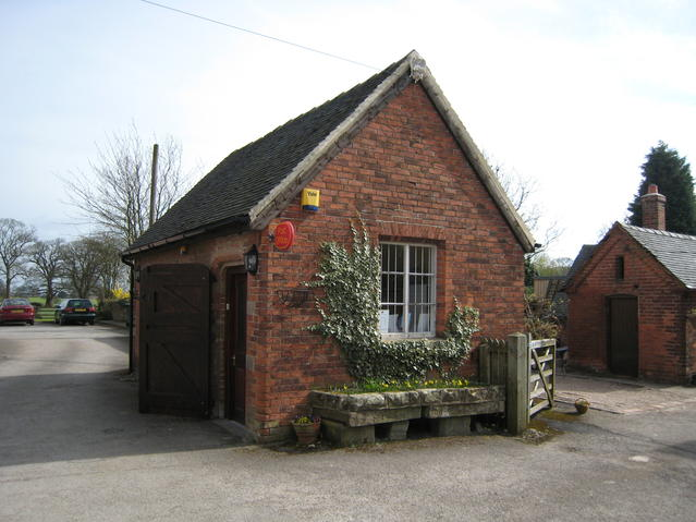 Osmaston Post Office