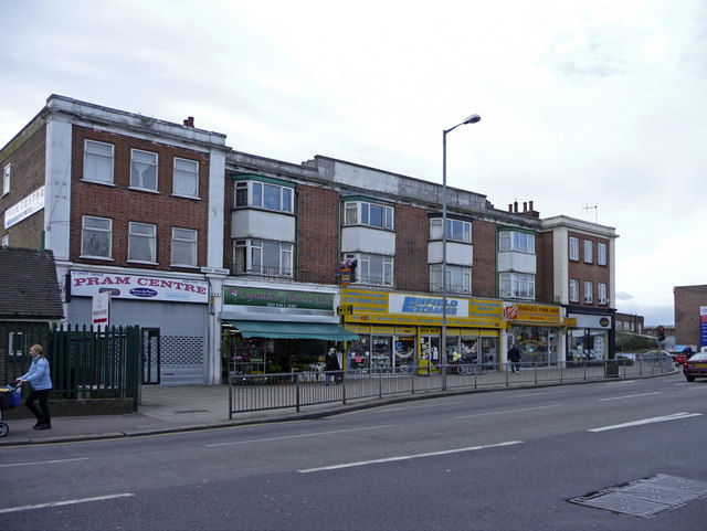 Parade of Shops, Southbury Road, Enfield