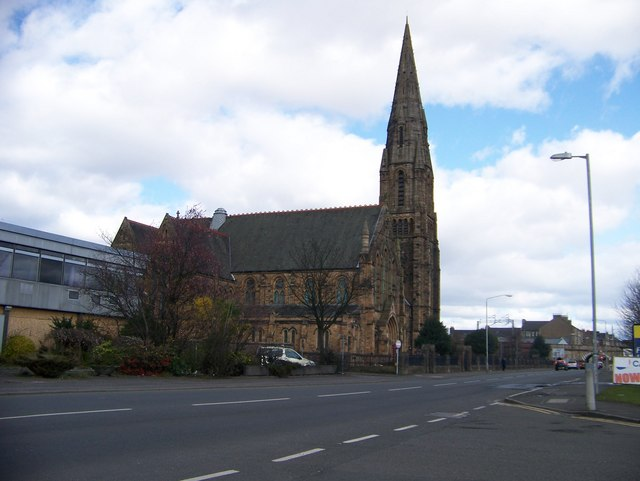St James Church Underwood Road Paisley 169 Elliott Simpson