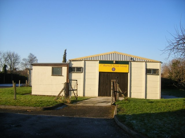 1st Burwell Scout Hut
