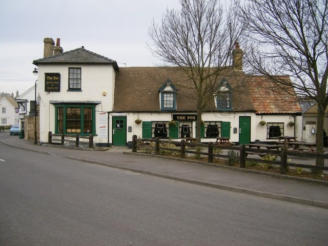 The Fox, Burwell
